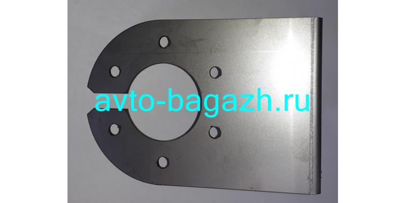 Подрозетник для фаркопа нержавейка 1.5 mm