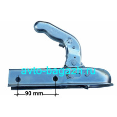 Сцепное устройство для прицепа кв 50х40 750кг