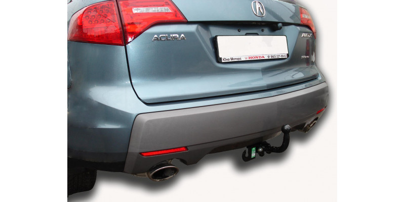 Фаркоп Лидер-Плюс для Acura MDX II 2006-2013. Артикул A201-A