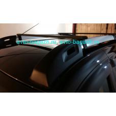 Багажник DELTA на рейлинги Renault Duster 2015-2020. (120-пл)