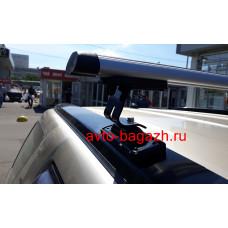 Багажник Suzuki Grand Vitara с аэродинамическими перекладинами 130 см.