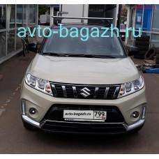 "Багажник Suzuki Vitara 2015...  система ""LUX"" с дугами 1,2 м.  аэро-классик 53.мм."