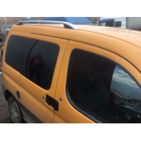 Рейлинги CITROEN BERLINGO I 1996-2008 серебристые.