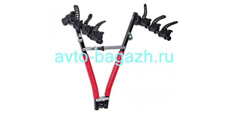 """Крепление для перевозки велосипеда на фаркоп """"AMOS Hak 3"""" для 3-х велосипедов. Артикул BHAK"""