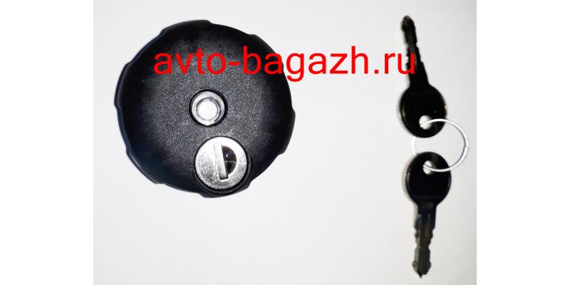 Запирающее устройство для велокрепления (барашек с замком)